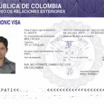 How to Get a 180-day Colombia Tourist Visa: Colombia Visa for Indians