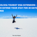 How to Extend Your Bolivian Tourist Visa  for Free for 30 Days Twice