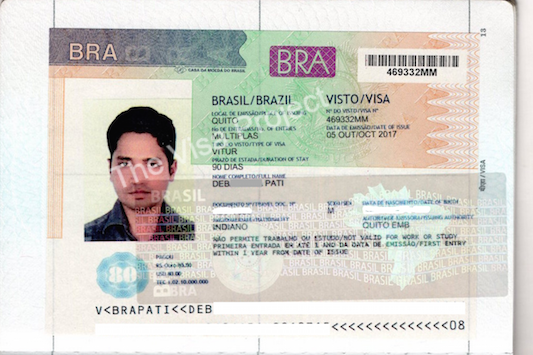 90 Day Brazil Tourist Visa How To Get It At Any Brazilian Embassy The Visa Project