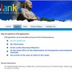 How to Get 30 Day Sri Lanka Online Visa or eVisa