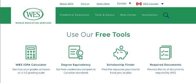 Credential evaluation in Canada