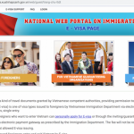 Get a 30-Day Vietnam Online Visa or EVisa by YourSelf Easily