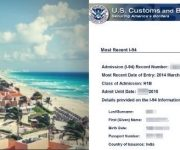 How to extend i 94 in Mexico after passport expires